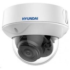Hyundai analog kamera, 2Mpix, 25 sn/s, obj. 2,7-13,5mm (100°), HD-TVI / CVI / AHD / ANALOG, DC12V