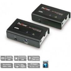 ATEN Extender PC-konzole na 100m USB až 1920x1200