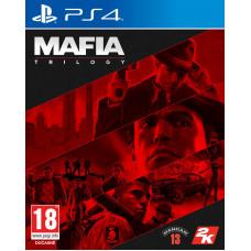 PS4 - Mafia Trilogy