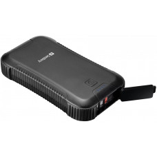Sandberg Survivor Powerbank USB-C PD 45W, 30000 mAh, černá