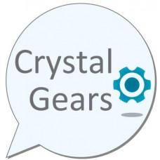 WELL Crystal Gears nahrávání hovorů pro VoIP telefony