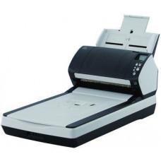 Fujitsu skener Fi-7280 A4, deska i průchod, 80ppm, 80listů podavač, USB 3.0, 600dpi, CCDs