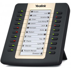 YEALINK EXP20 exp. modul s LCD, 20 tl., k tel. T27/T29