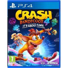 PS4 - Crash Bandicoot 4 It´s about time