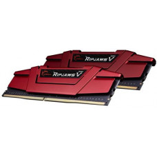 GSKILL G.SKILL 16GB=2x8GB RipJaws V Red DDR4 3200MHz CL15 1.35V