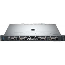 Dell PE R240/XE2224/16GB/2x2TB_7,2k_NLSAS/H330/2xGL/iD_BAS/1x450W/3yBas