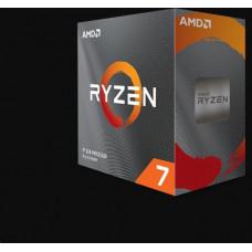 AMD CPU AMD RYZEN 7 3800XT, 8-core, 3.9 GHz, (4.7 GHz Turbo), 36MB cache (4+32), 105W, socket AM4