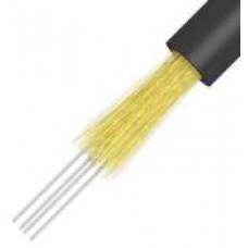 OEM 24vláken 9/125 optický kabel G.657A SM černý LSOH KDP DROP FTTx