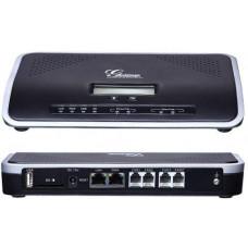 GRANDSTREAM UCM6202, IP PBX, 500 uživ., 30 hovorů, aut. nahrávání, 2 FXO porty, USB, SD karta slot