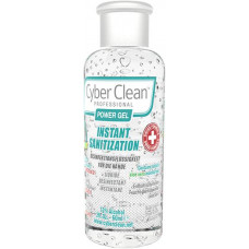 CYBER CLEAN CyberClean POWER GEL - instant liquid sanitizer 2 oz / 60 ml (47030)