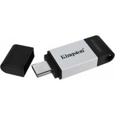 Kingston 128GB USB-C 3.2 Gen 1 DataTraveler 80