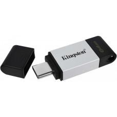 Kingston 64GB USB-C 3.2 Gen 1 DataTraveler 80