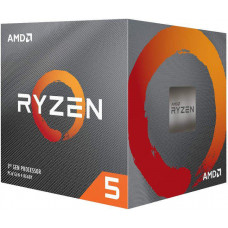 AMD CPU AMD Ryzen 5 3600XT 6core (3,8GHz) Wraith Spire