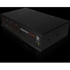 ADDER iew Secure AVSD 4 Port KVM Switch