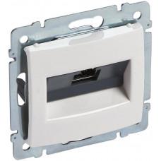 LEGRAND Valena zásuvka datová 1xRJ45 STP 10G bílá