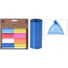 sáček DOGS PE mix barev (160ks)