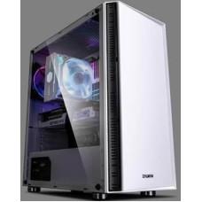 Zalman case miditower R2 white, bez zdroje, ATX, 1x 120mm RGB ventilátor, 1x USB 3.0, 2x USB 2.0