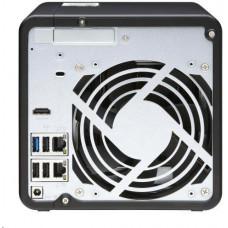 QNAP TS-453D-4G (2,7GHz / 4GB RAM / 4x SATA / 1xHDMI 4K / 1xPCIe / 2x2,5GbE / 3xUSB 2.0 / 2xUSB