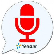YEASTAR MyPBX U200,U300+ licence pro autom. nahrávání hovorů