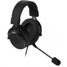 SilentiumPC SILENTIUM PC sluchátka Gear Viro Plus Headset, herní, náhlavní, drátový, 53mm měniče