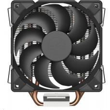 SilentiumPC chladič CPU Spartan 4 MAX/ ultratichý/ 120mm fan/ 3 heatpipes/ PWM/ pro Intel i AMD