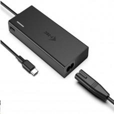 i-Tec USB-C Smart Charger 65W + USB-A Port 12W