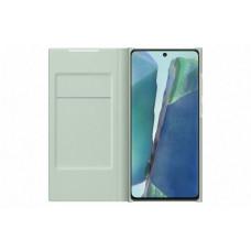 SAMSUNG Flipové pouzdro LED View Note 20 Mint