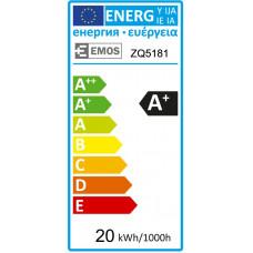 Emos LED žárovka Classic A67, 20W/150W E27, NW neutrální bílá, 2452 lm, Classic A+