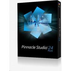 Corel PinnacleStudio24PlusMLEU - Windows, EN/CZ/DA/ES/FI/FR/IT/NL/PL/SV - BOX