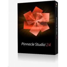Corel PinnacleStudio24StandardMLEU - Windows, EN/CZ/DA/ES/FI/FR/IT/NL/PL/SV - BOX