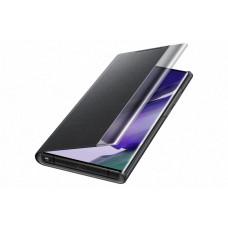 SAMSUNG Flipové pouzdro Clear View pro Note 20 Ultra Black