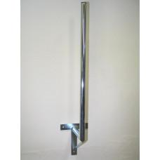 OEM Anténní držák 30/100cm T (p.4,2 cm)
