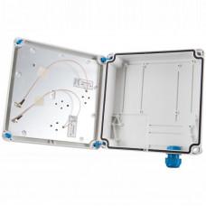 JIROUS GentleBox JA-215 MIMO anténa 14dBi 2,4GHz venkovní box s panelovou anténou, mmcx konektor