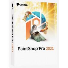 Corel PaintShop Pro 2021 Mini Box - Windows EN/DE/FR/NL/IT/ES