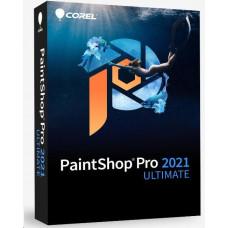 Corel PaintShop Pro 2021 ULTIMATE Mini Box - Windows EN/DE/FR/NL/IT/ES