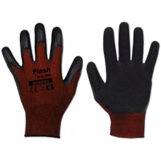 BRADAS rukavice FLASH GRIP latex  7