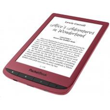PocketBook 628 Touch Lux 5, Červený