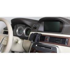 BRODIT držák do auta na Apple iPhone 11 Pro Max bez pouzdra,s nabíjením z cig. zap/USB