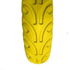 OEM Bezdušová pneumatika pro Xiaomi Scooter žlutá (Bulk)