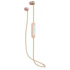 Marley Smile Jamaica Wireless 2 - Copper, bezdrátová sluchátka do uší s mikrofonem
