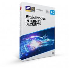 Bitdefender Internet Security- 1PC na 3 roky- elektronická licence do emailu