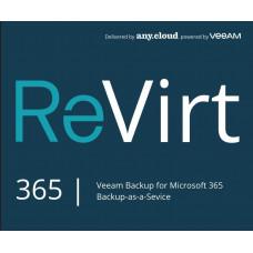 any.cloud ReVirt backup Microsoft 365 (1USER/1M)