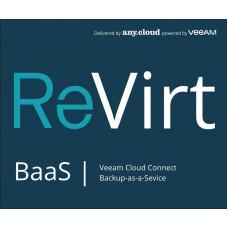 any.cloud ReVirt BaaS | Storage (100GB/12M)