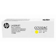 HP KONTRAKTY Toner HP LaserJet CC532AC yellow, 304A - CONTRACT