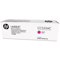 HP KONTRAKTY Toner HP LaserJet CC533AC magenta, 304A - CONTRACT