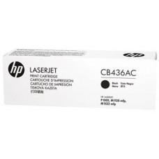 HP KONTRAKTY Toner HP LaserJet CB436AC black, 36A - CONTRACT