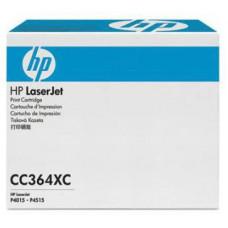 HP KONTRAKTY Toner HP LaserJet CC364XC black, 64X - CONTRACT