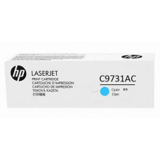HP KONTRAKTY Toner HP LaserJet C9731AC cyan, 645A - CONTRACT