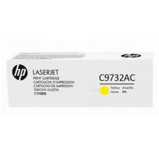 HP KONTRAKTY Toner HP LaserJet C9732AC yellow, 645A - CONTRACT