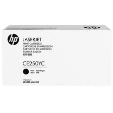 HP KONTRAKTY Toner HP LaserJet CE250YC black, 504Y - CONTRACT